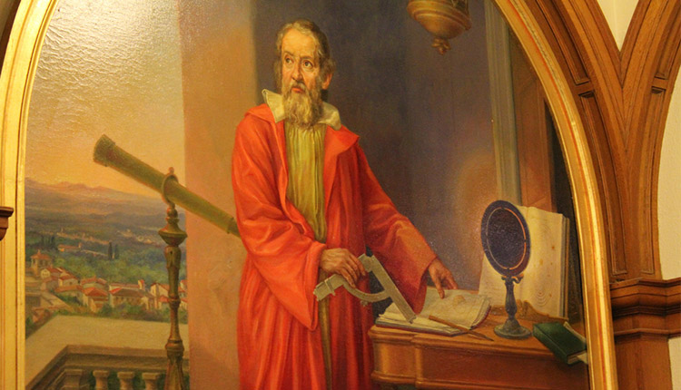 Galileo and the Pope