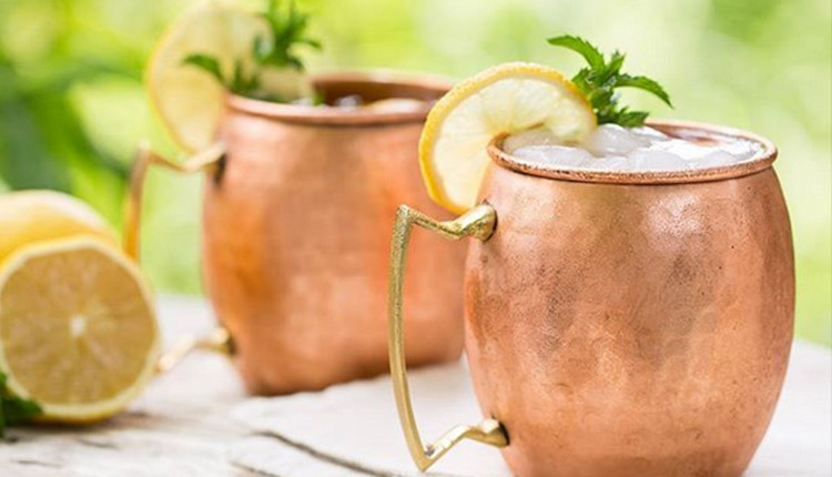 Moscow Mule and Copper Poisoning