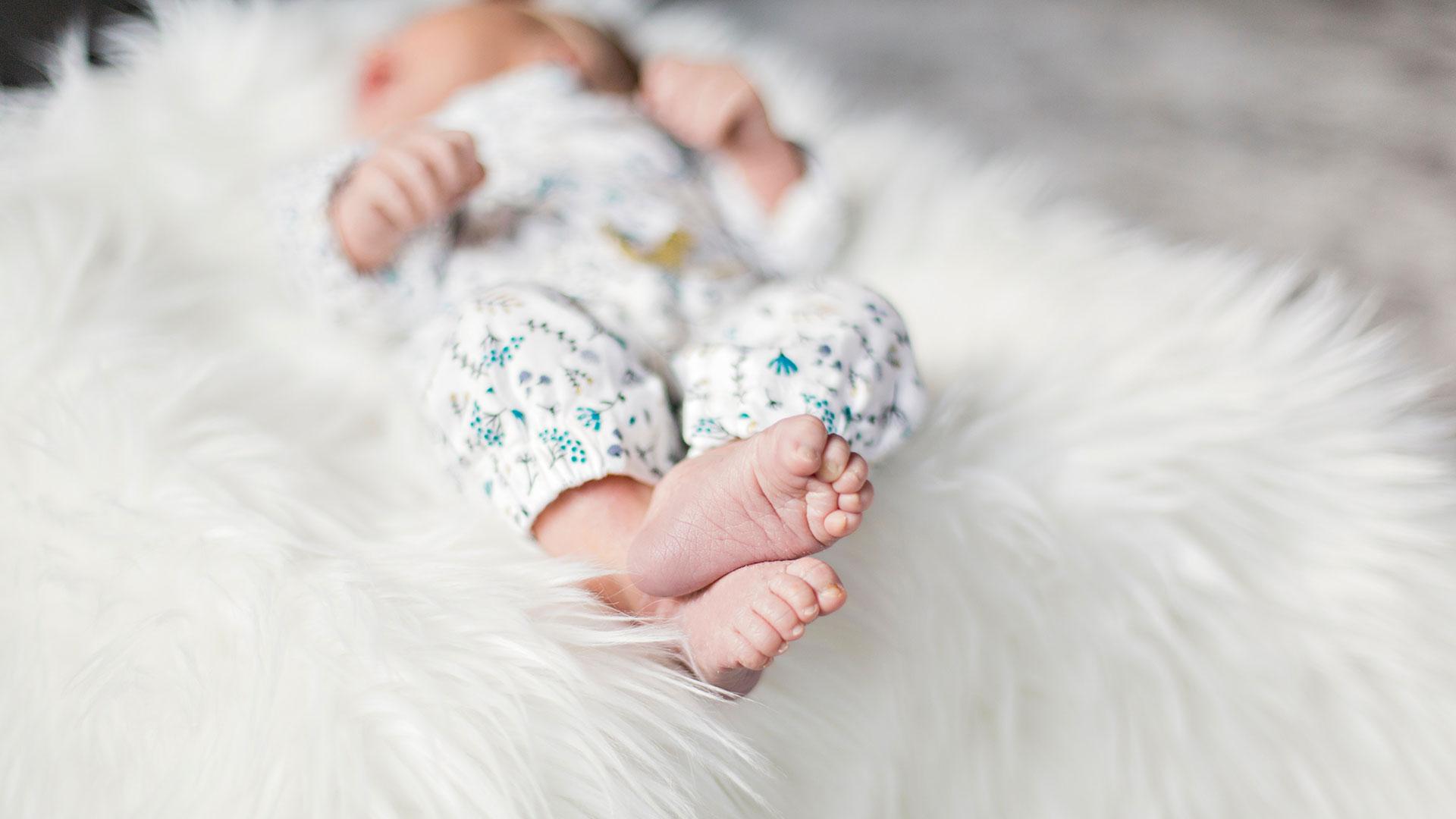 3-6 Months Baby Development