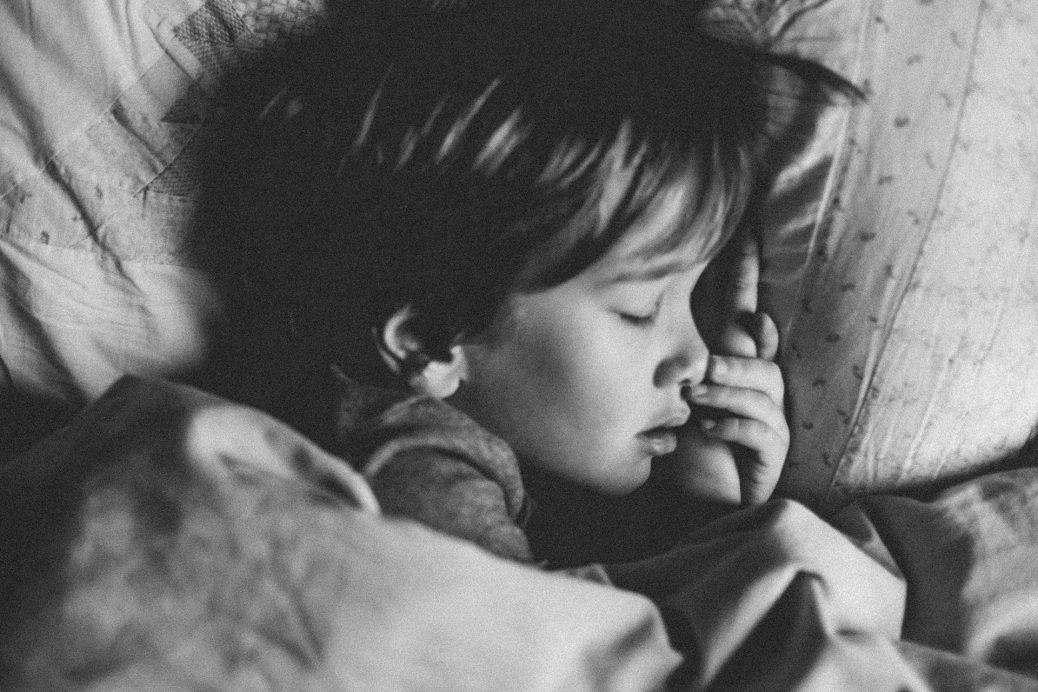 Prepare Children to Sleep in Separate Room
