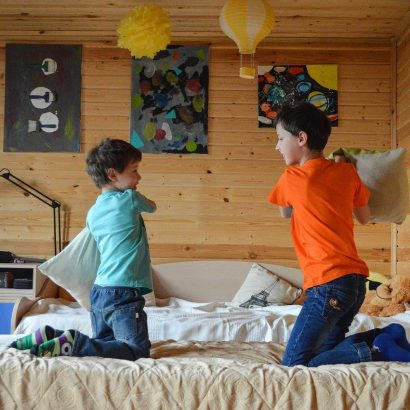 Making A Conflict-Free Environment For Siblings